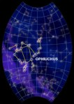 Ophiuchus- the constellation