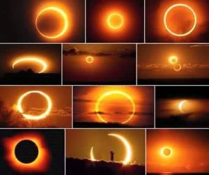 Solar Eclipse 9.3.16, Indonesia