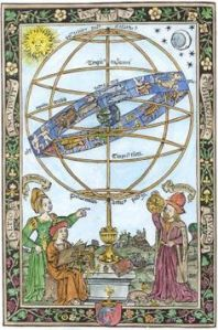 Talking astrology, mediaeval style!