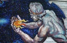 Prometheus and the Gods' Fire