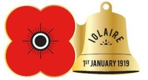 Iolaire Commemoration 2019: Poppy Pin
